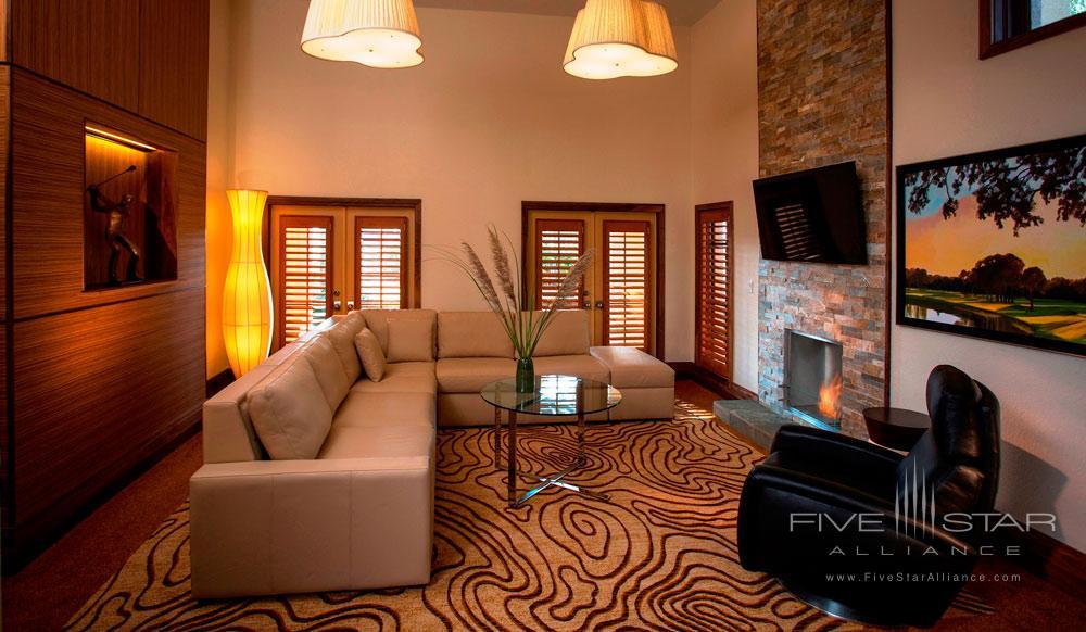 Villa Living Room at The Villas of Grand CypressFL
