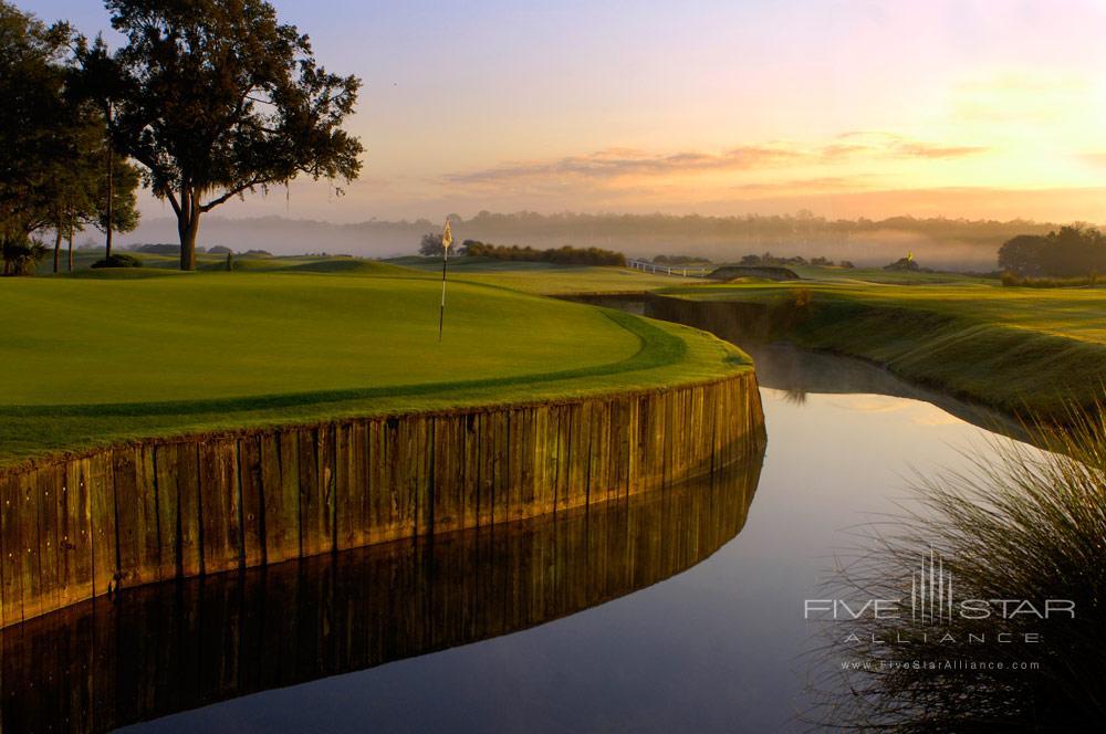 Golf Course at The Villas of Grand CypressFL