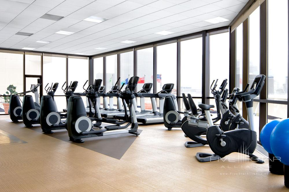 Fitness Center at The Westin OttawaONCanada