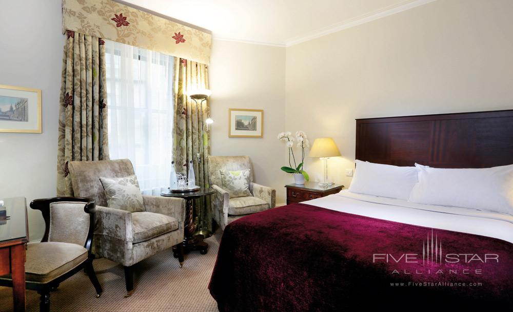 Classic Double Guestroom at Macdonald RandolphUK