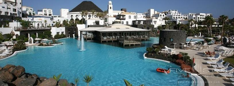 Number Of Rooms At Hotel Volcan Playa Blanca