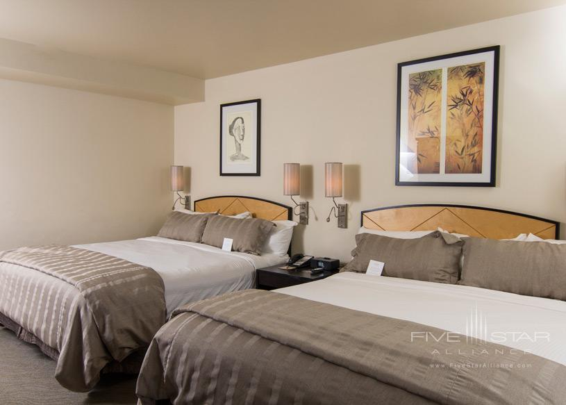 Double Bed Room at Rivers Edge Hotel