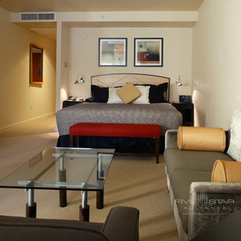 Junior Suite at Rivers Edge Hotel