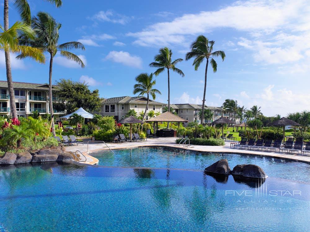 The Westin Princeville Ocean Resort Villas, HI