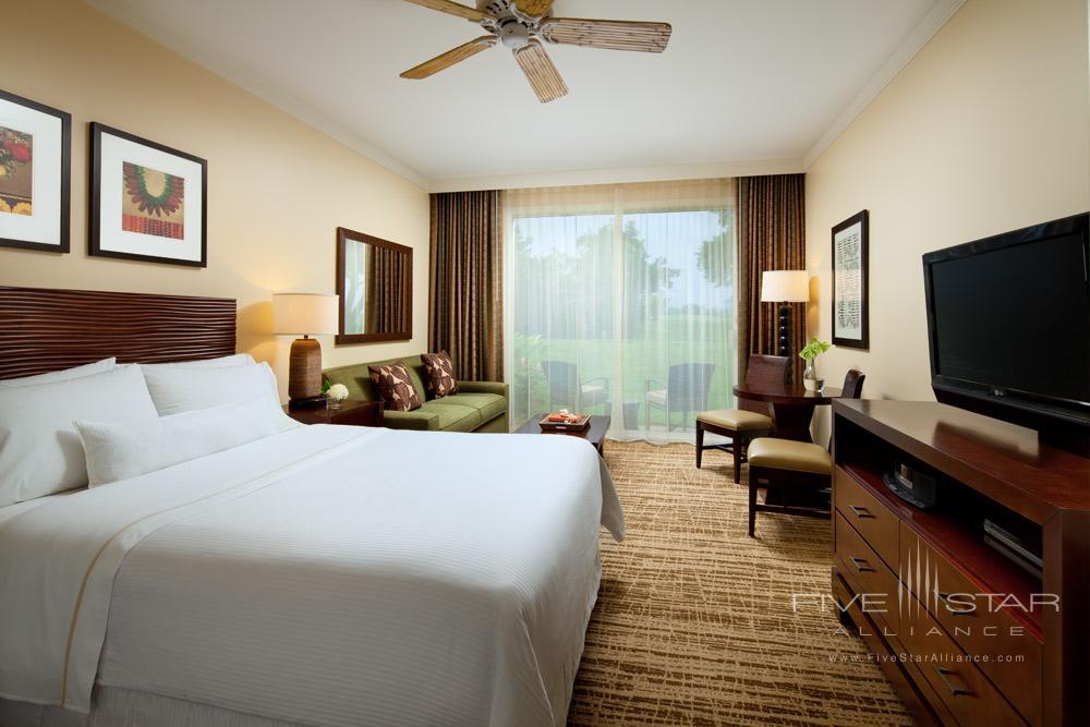 Guest Room at The Westin Princeville Ocean Resort Villas, HI