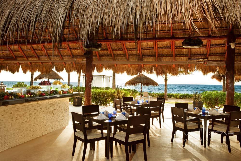 Health Bar at El Dorado Royale Spa Resort