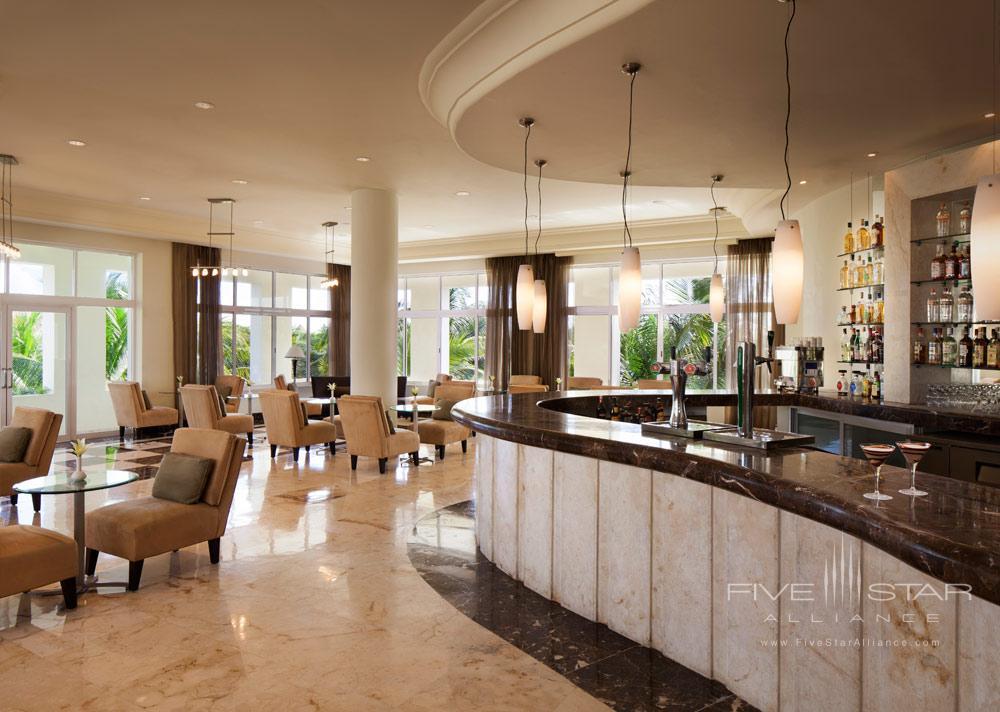 Bar and Lounge at El Dorado Royale Spa Resort