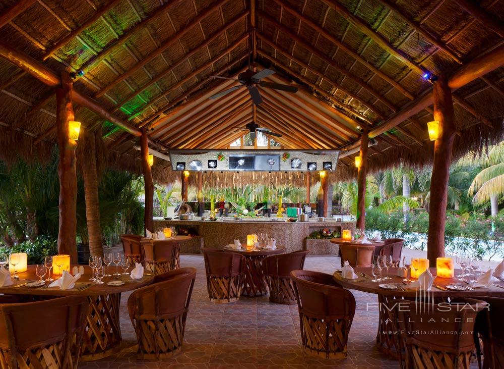 Los Tucanes at El Dorado Royale Spa Resort
