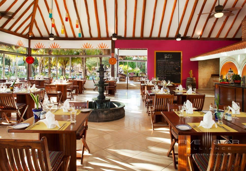 Rincon Mexicano at El Dorado Royale Spa Resort