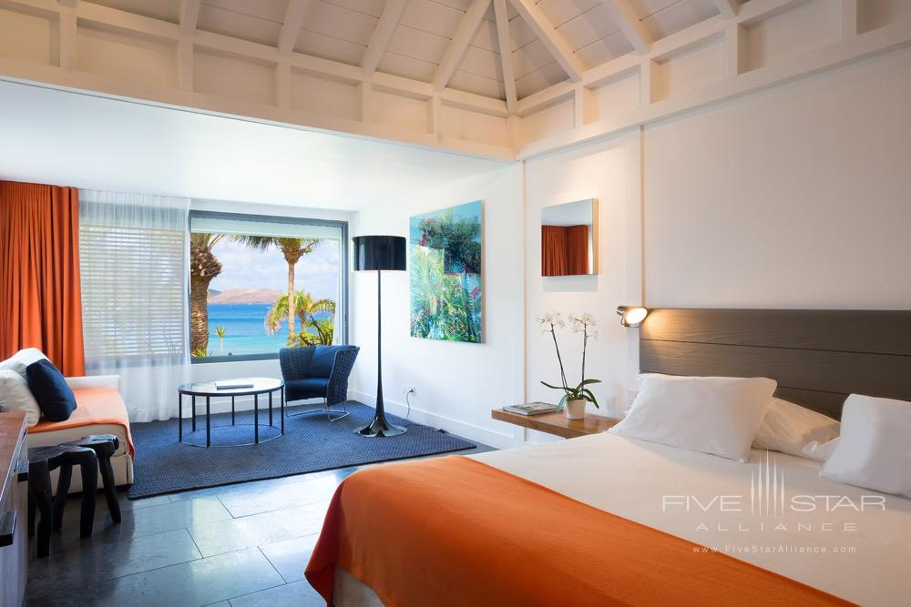 Ocean Junior Suite at Hotel Le Christopher St Barth