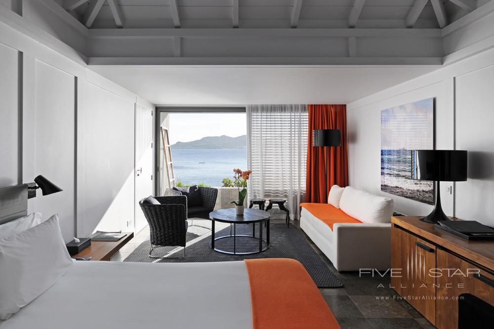 Ocean Panoramique Junior Suite at Hotel Christopher St. Barths