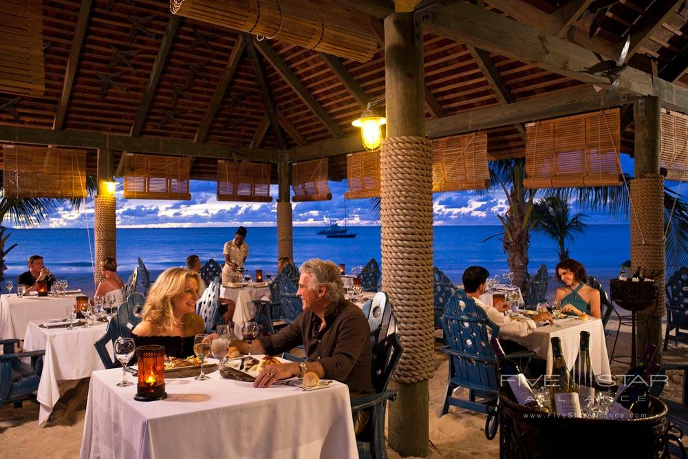 Dining at Sandals Grande AntiguaSaint JohnsAntigua and Barbuda