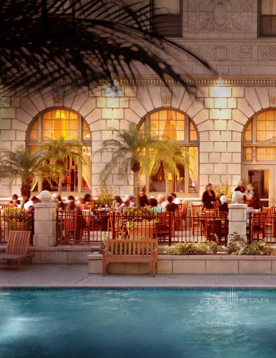 Lounge at Chase Park Plaza HotelMO