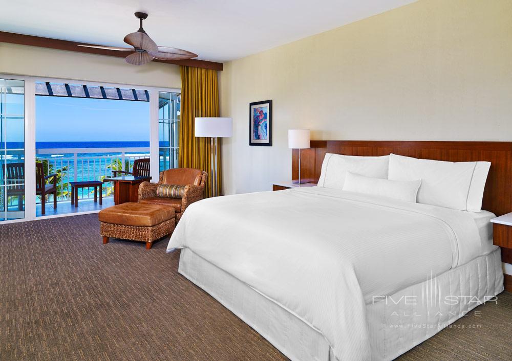 Ocean View Guest Room at Westin Dawn Beach Resort