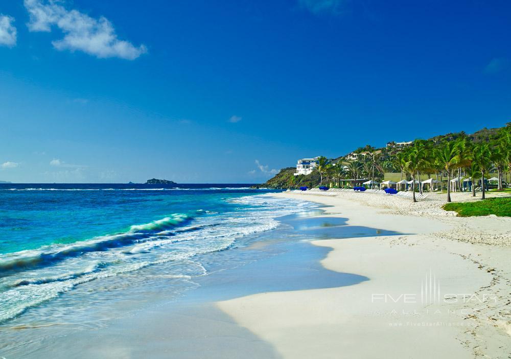 Dawn Beach at Westin Dawn Beach Resort