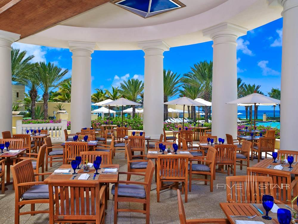 Dining at Westin Dawn Beach Resort