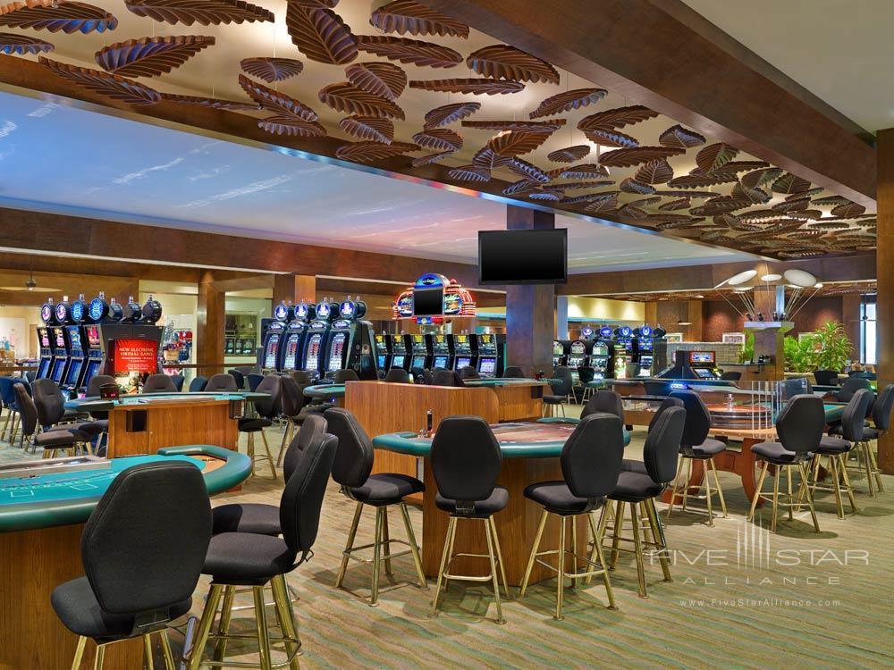 Casino at Westin Dawn Beach Resort