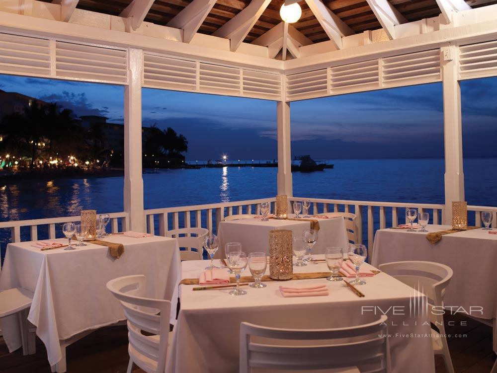 Romantic Dining Experience at Couples Tower Isle All Inclusive Resort