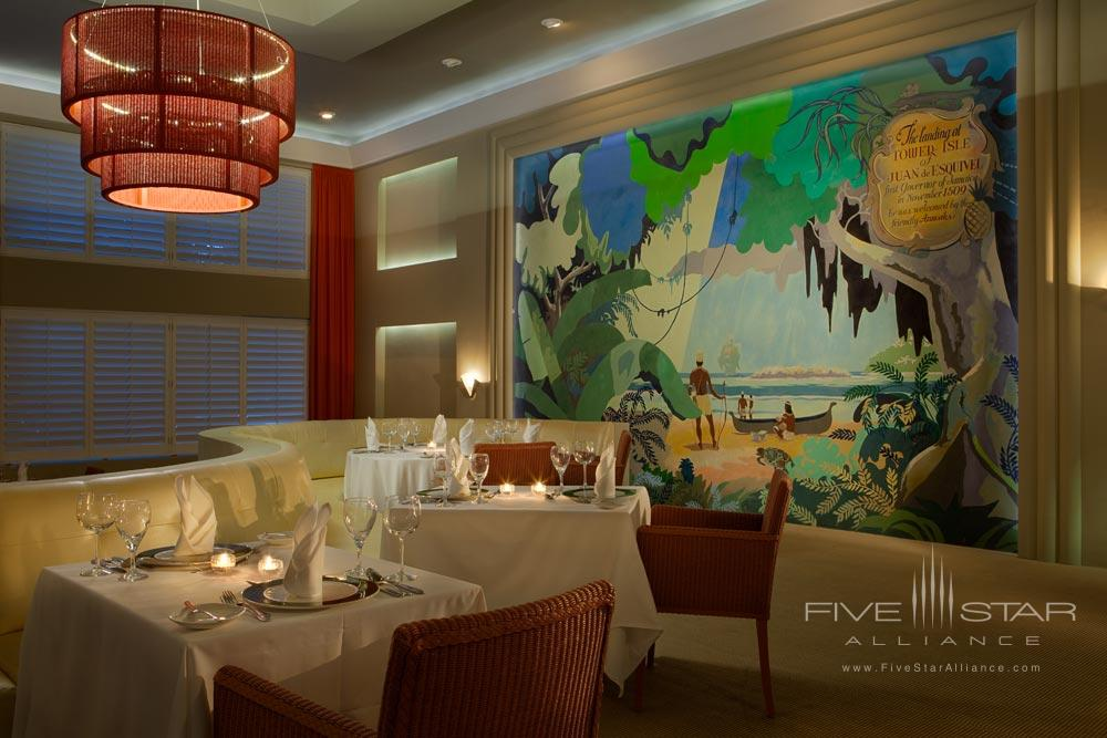 Rivers Dining at Couples Tower Isle All Inclusive Resort