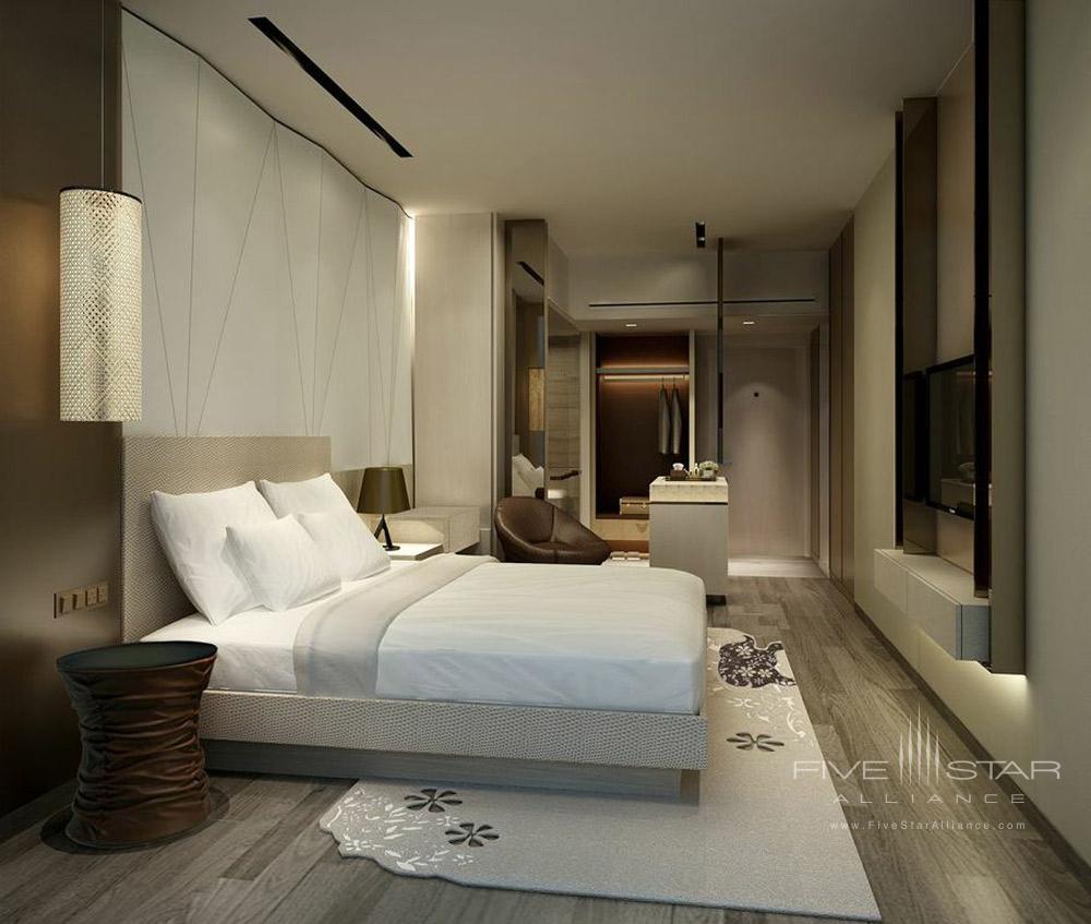 Habitat Room at Naumi Hotel Singapore
