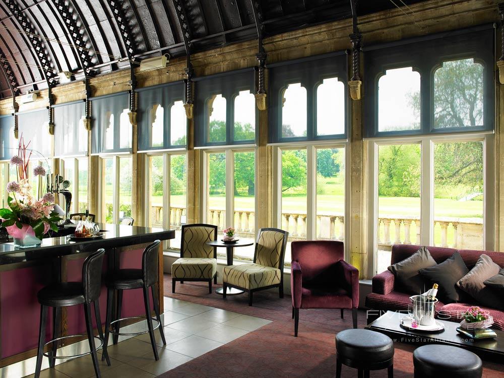 Conservatory Bar at Walton Hall, Wellesbourne, Warwickshire, United Kingdom