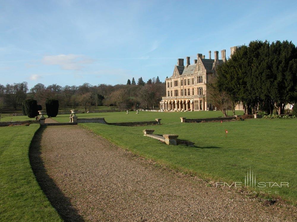 Walton Hall, Wellesbourne, Warwickshire, United Kingdom