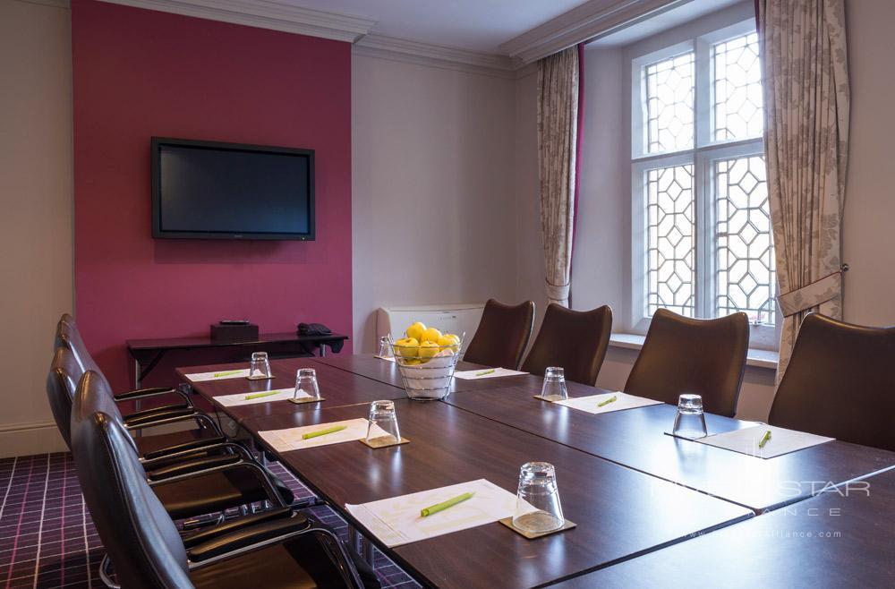 Silverton Meeting Room at Walton Hall, Wellesbourne, Warwickshire, United Kingdom