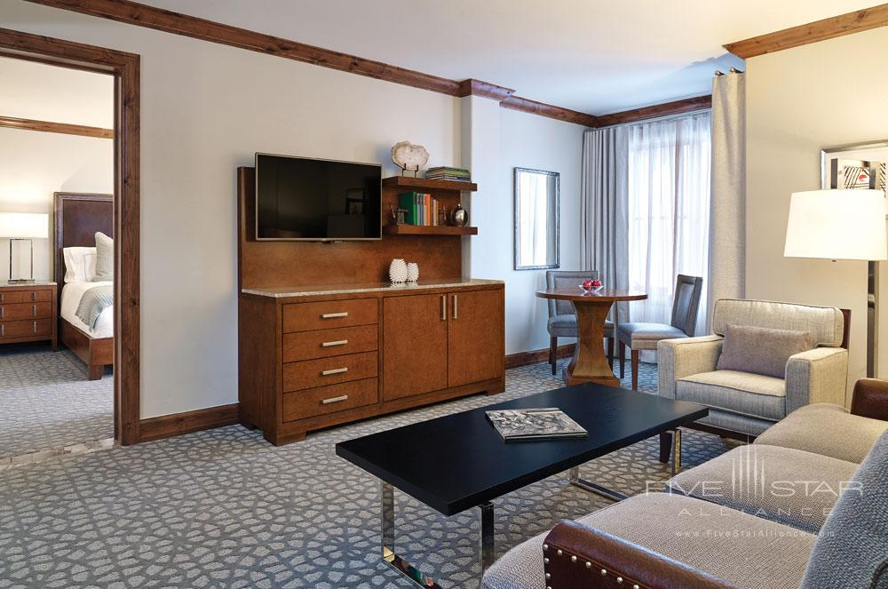 Executive One Bed Suite at The Sebastian VailCO