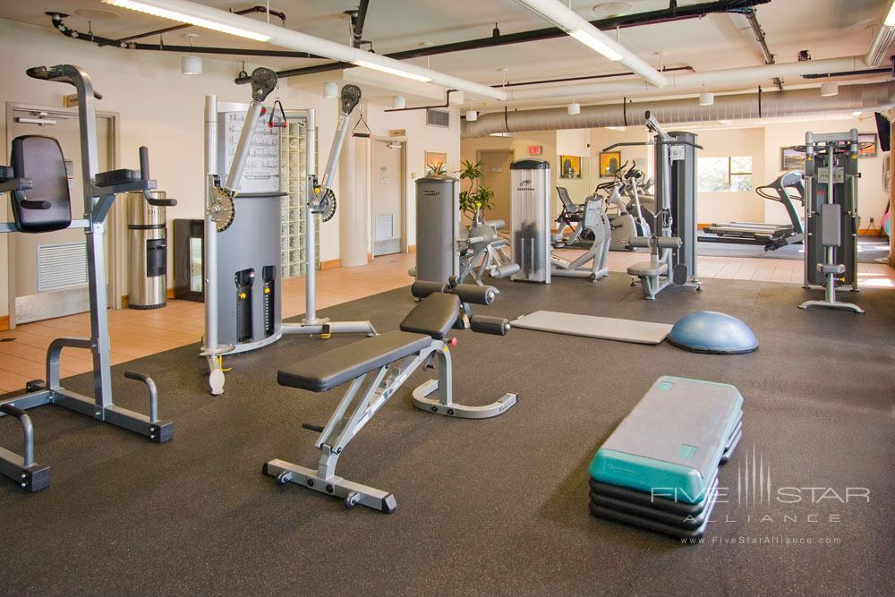 Fitness Center at Delta Victoria Ocean Pointe Resort and SpaVictoriaCanada