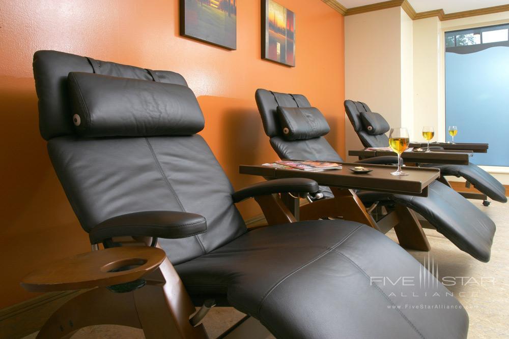 Pedicure Room at Delta Victoria Ocean Pointe Resort and SpaVictoriaCanada