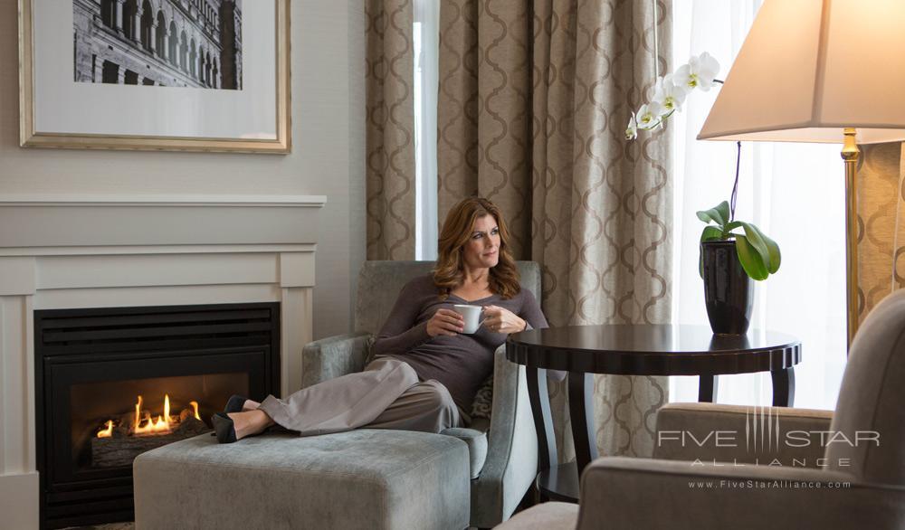 Guestroom at Magnolia Hotel And SpaVictoriaCanada