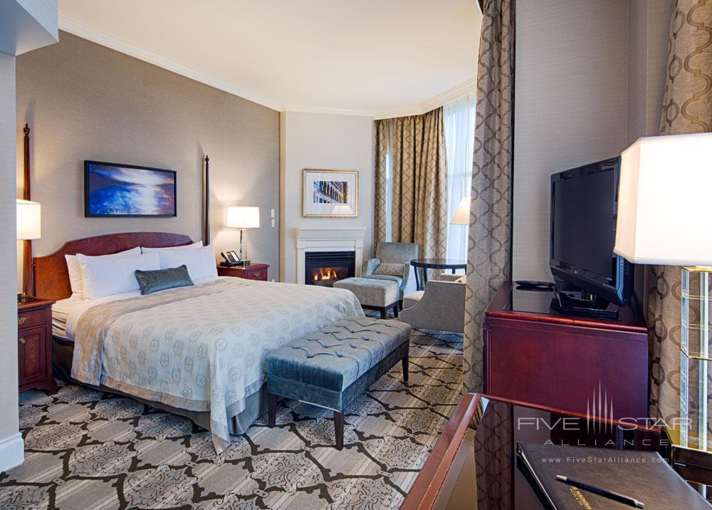 Diamond Corner room at Magnolia Hotel And SpaVictoriaCanada