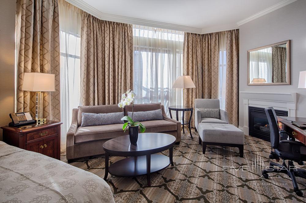Seating Area at Magnolia Hotel And SpaVictoriaCanada