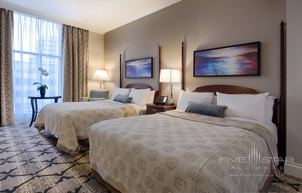 Queen Guestroom at Magnolia Hotel And SpaVictoriaCanada