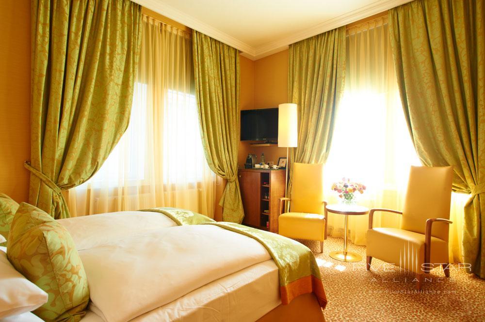 Guestroom at Das Tyrol, Vienna