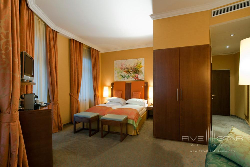Guestroom at Das TyrolVienna