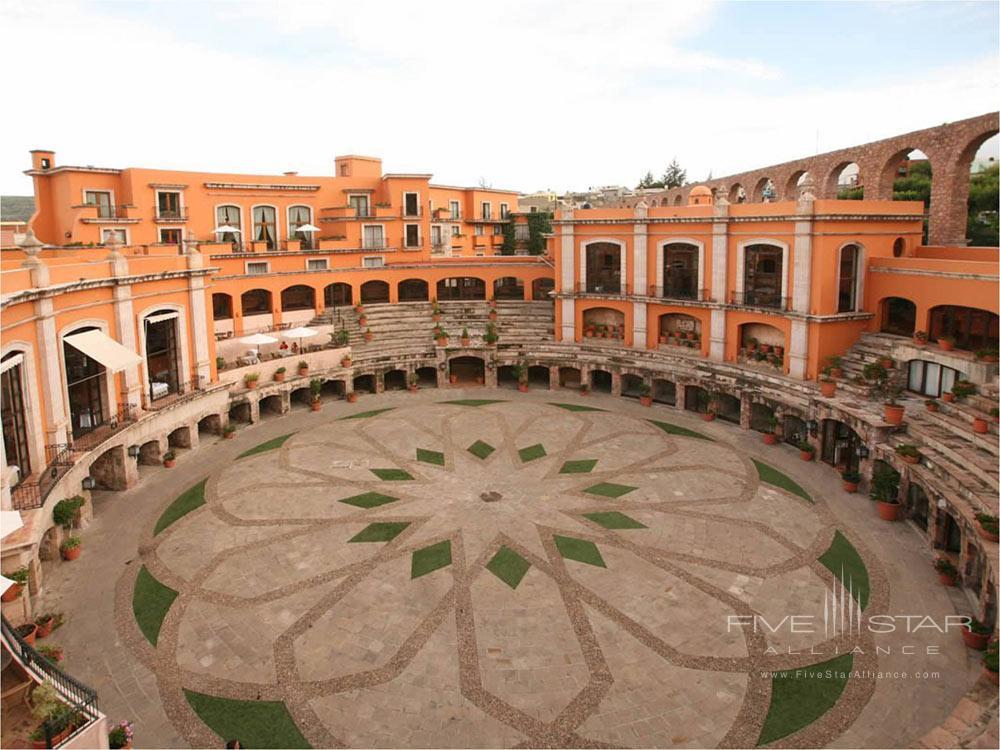 Hotel Quinta Real ZacatecasMexico