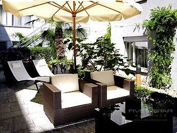 Hotel Continental Zurich