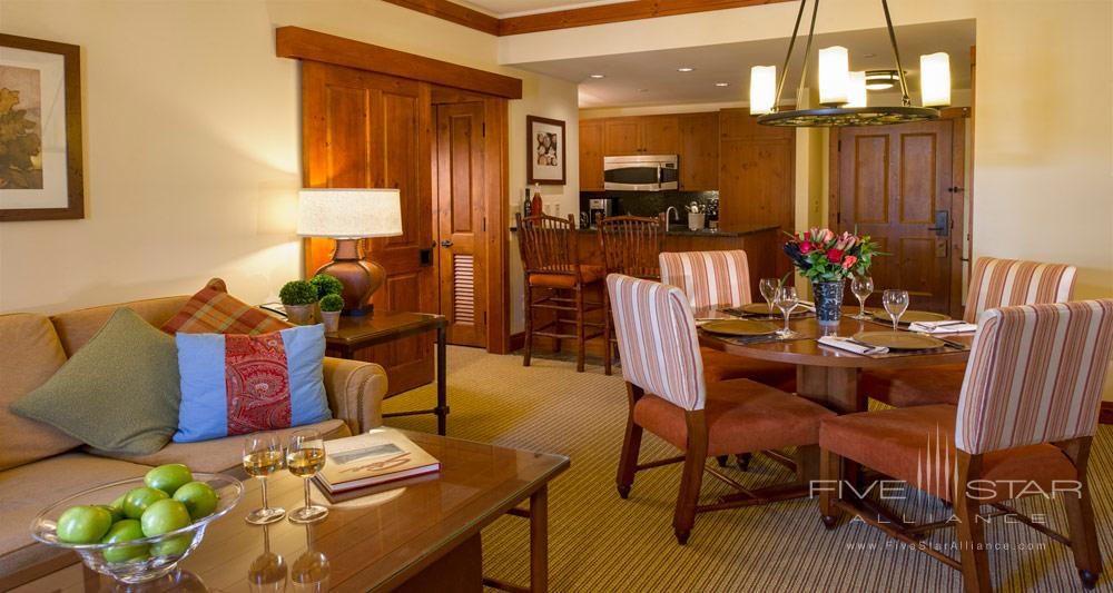 Apartment Style Suite at Stowe Mountain Lodge