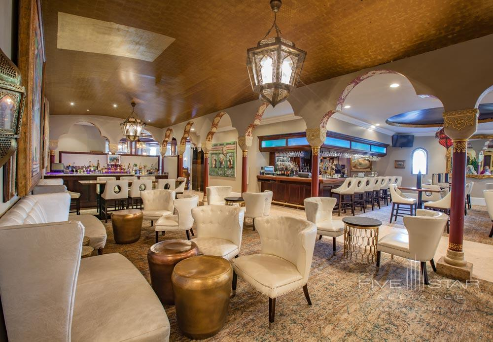 Bar and Lounge at Casa Monica HotelSaint AugustineFL
