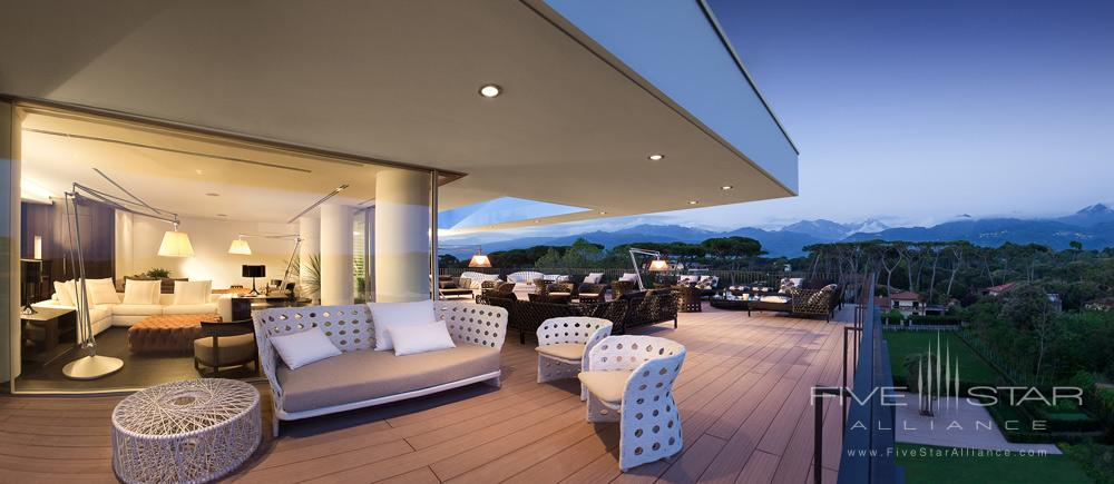 Terrace Suite at Principe Forte dei Marmi Forte dei MarmiItaly