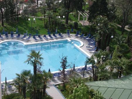 Grand Hotel Terme Trieste and Victoria