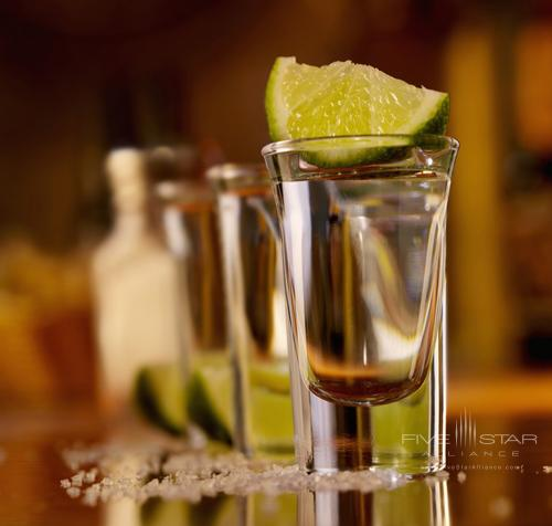 Garza Blanca Preserve Resort and Spa holds a Tequila Feast every Thursday.
