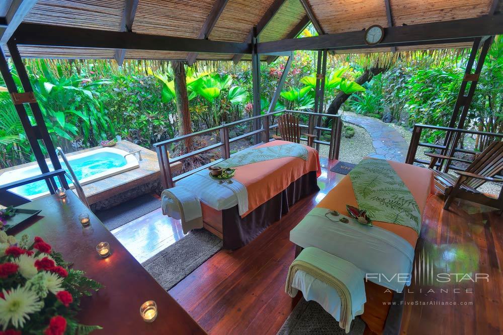 Massages at Tabacon Thermal Resort & SpaLa Fortuna de San Carlos, Alajuela, Costa Rica