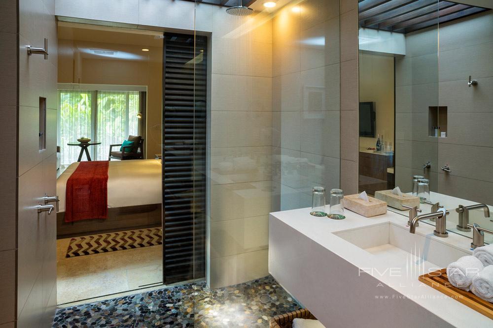 Orchid Guest Bath at Tabacon Thermal Resort & SpaLa Fortuna de San Carlos, Alajuela, Costa Rica