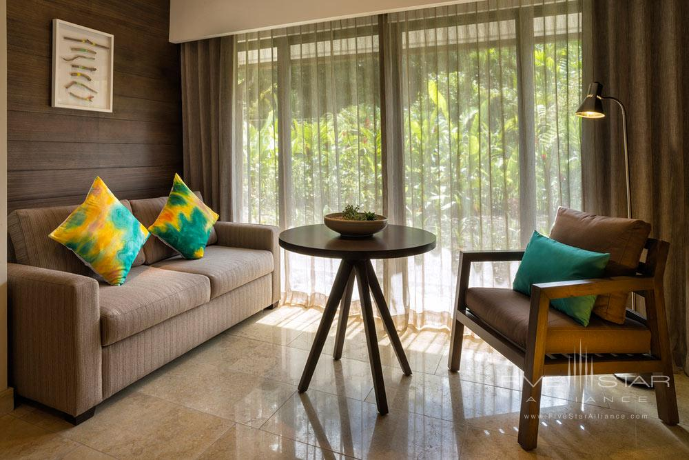 Orchid Suite Living Room at Tabacon Thermal Resort & SpaLa Fortuna de San CarlosAlajuelaCosta Rica