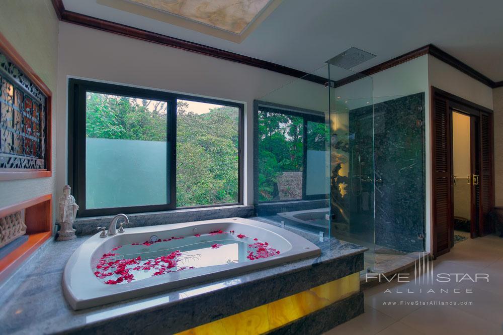 Senator Suite Bath at Tabacon Thermal Resort & SpaLa Fortuna de San Carlos, Alajuela, Costa Rica