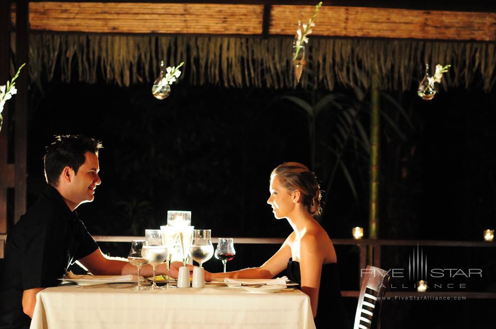 Gala Dinner at Tabacon Thermal Resort & SpaLa Fortuna de San Carlos, Alajuela, Costa Rica