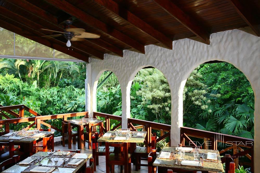 Ave Del Paraiso Restaurant at Tabacon Thermal Resort & SpaLa Fortuna de San Carlos, Alajuela, Costa Rica