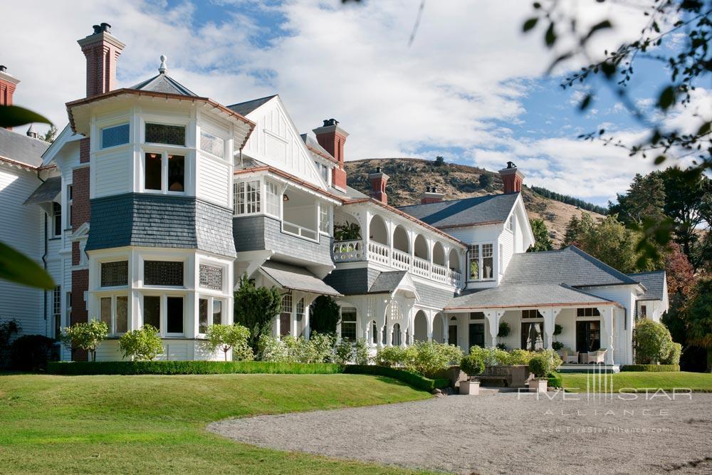 Otahuna LodgeNew Zealand